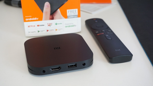 xiaomi mi box s android tv tv 4k chromecas smart tv 2gb 8gb