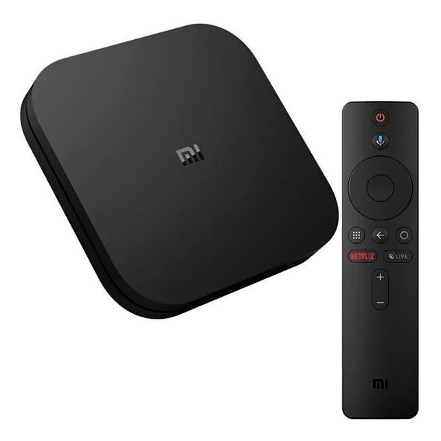 Xiaomi Mi Box S Global Tv 4k Android Mibox Mdz-22-ab
