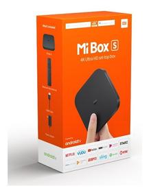 Xiaomi Mi Box S Ultra Hd 4k Android 8 1 - Lacrado