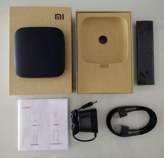Xiaomi Mi Box Tv 3 Android Smart 4k Chrome Cast Internaciona