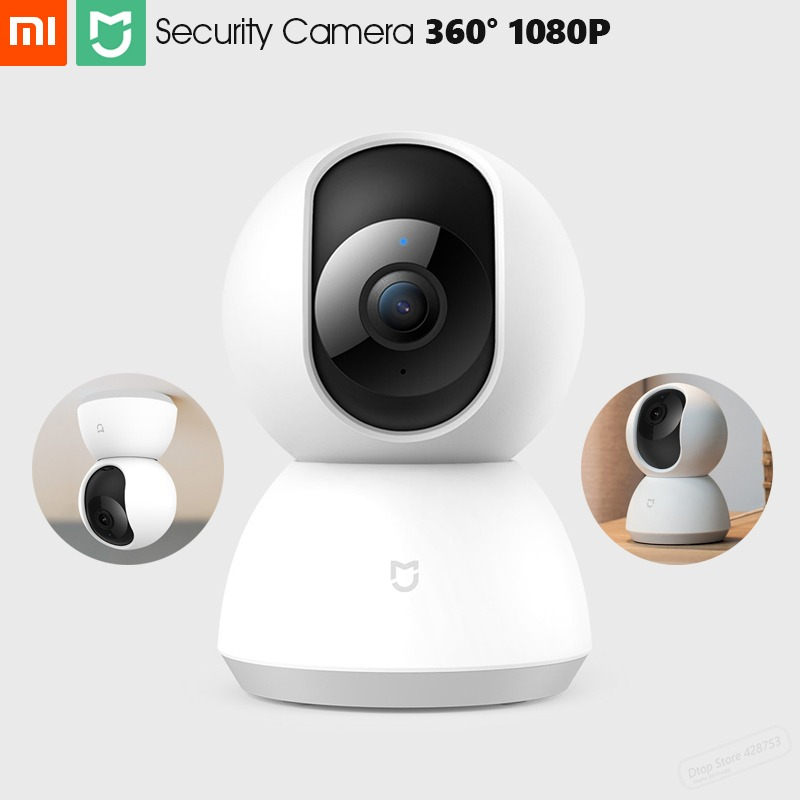 Xiaomi Mi Home Security Cam 360°, Google Home, Alexa