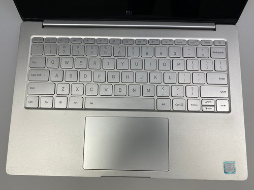 xiaomi mi notebook air 13.3 intel core i5-6200u cpu 8gb