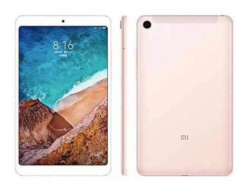 xiaomi mi pad 4 4gb/64gb wi-fi/4g 8'' global - promoção + nf
