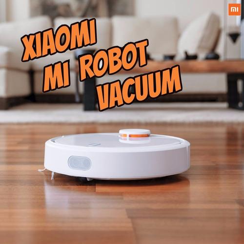 xiaomi mi robot vacuum aspiradora inteligente - prophone