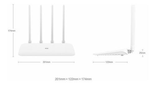 xiaomi mi router 4a gigabit versión 2.4ghz 5ghz wifi