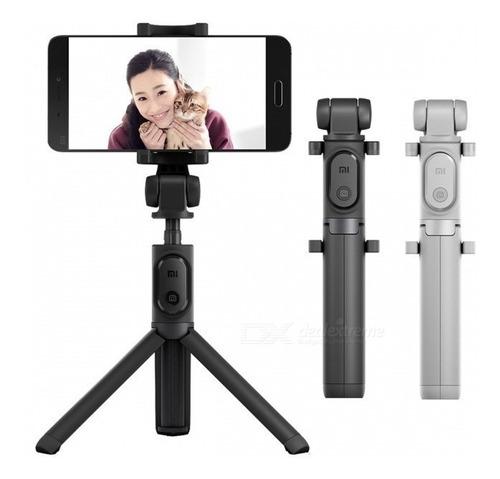 xiaomi mi selfie stick tripod  disponible solo gris