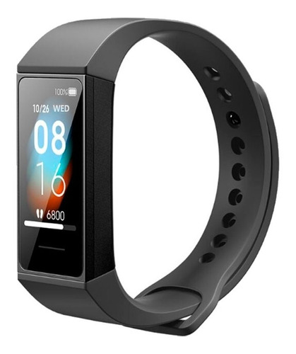 xiaomi mi smart band 4c - pulsera inteligente, intelec