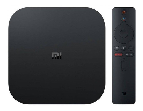xiaomi mi tv box s 4k android tv caja sellada original envio