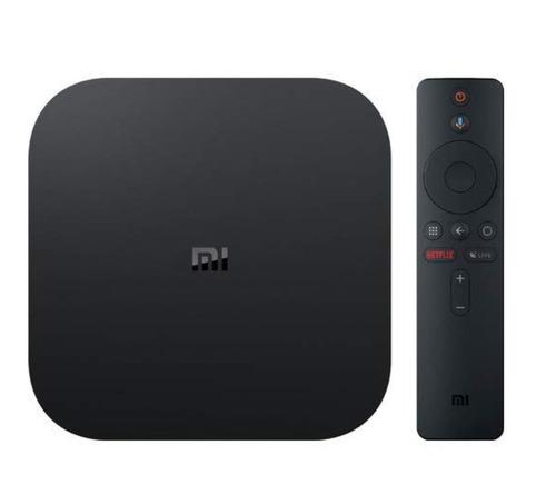 xiaomi mi tv box s 4k hd android 8.1google international (ne