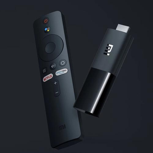 xiaomi mi tv stick, android tv chromecast y google assistant