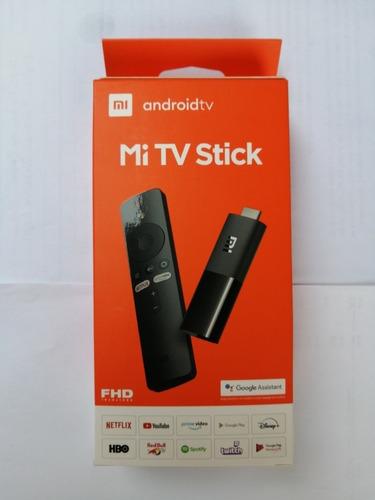 xiaomi mi tv stick con android tv original.