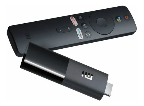 xiaomi mi tv stick mdz-24-aa de voz full hd 8gb negro con m