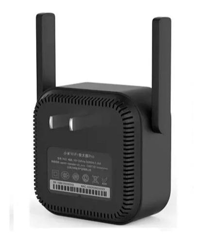 xiaomi mi wifi pro repetidor amplificador 2 antenas 300 mbps