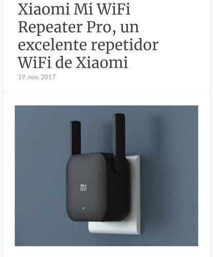 xiaomi mi wifi repeater pro 300mbps