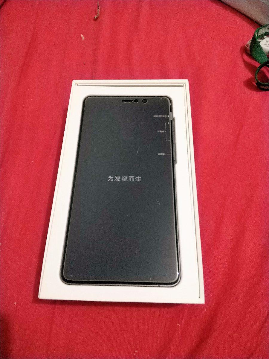 Xiaomi Mi5s Plus Preto Snap 821 64gb 4gb Ram Pronta Entrega R Mi 5s Carregando Zoom