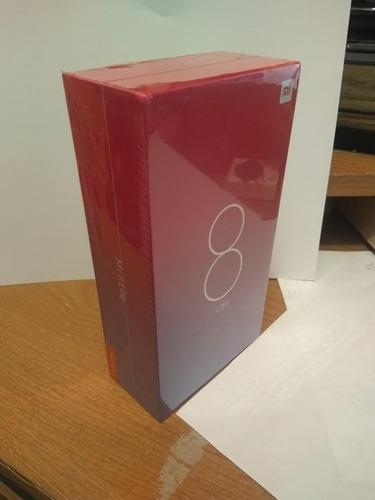 xiaomi mi8 lite 6gb 128gb global 4g méxico mi 8 lite sellado