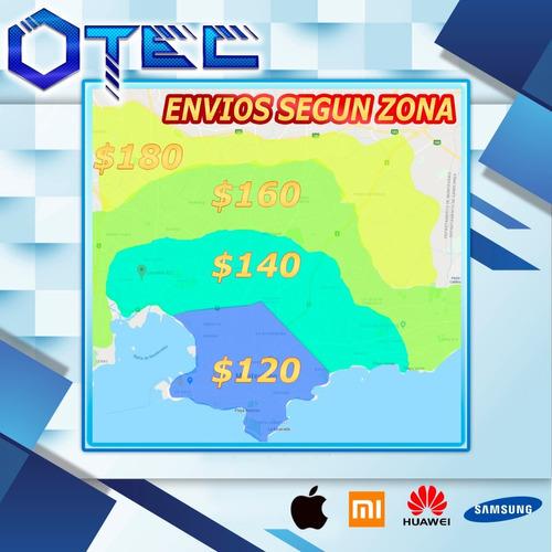 xiaomi note 7 4/64 gb + funda + auricular bluetooth - otec