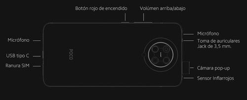 xiaomi pocophone poco f2 pro 128gb 6gb ram - phone store