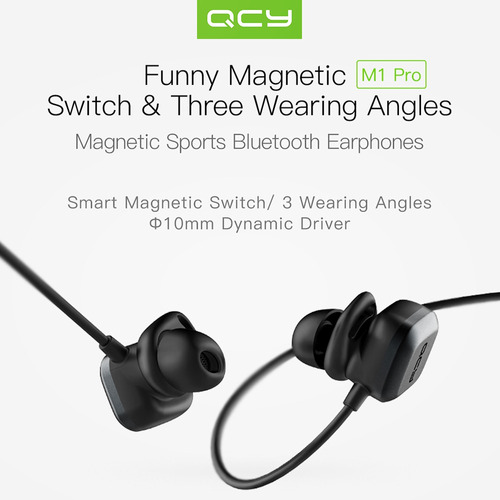 xiaomi qcy m1 pro bt auricular inalmbrico auriculares