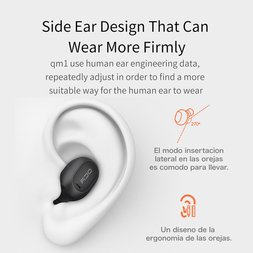 xiaomi qcy mini2 auriculares inalmbricos auriculares bt co