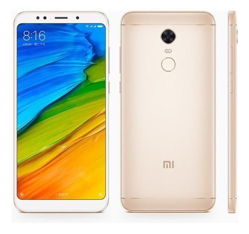 xiaomi redmi 5 plus 64gb 4gb ram lte.