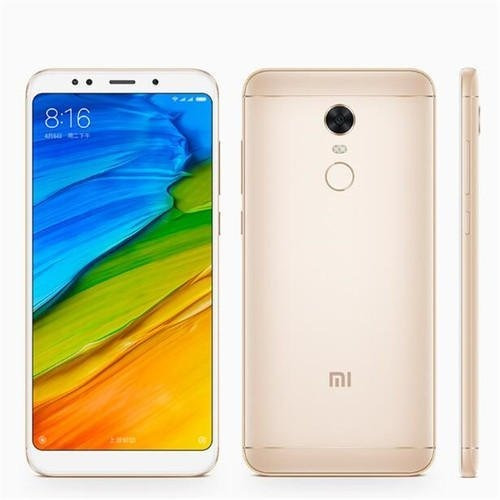 xiaomi redmi 5 plus 64gb gold, dual sim, 4gb ram, 5.99  ,