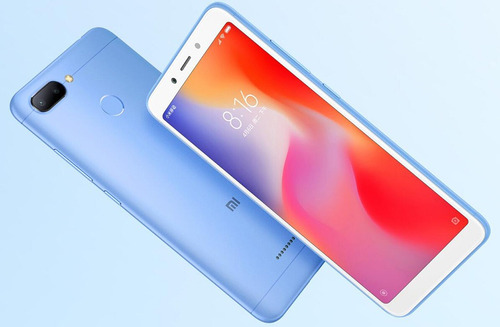 xiaomi redmi 6 64gb global /doble camara tienda fisica