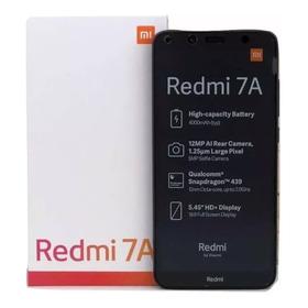 Xiaomi Redmi 7a 16gb 2019 +forro +vidrio Templado 95verdes