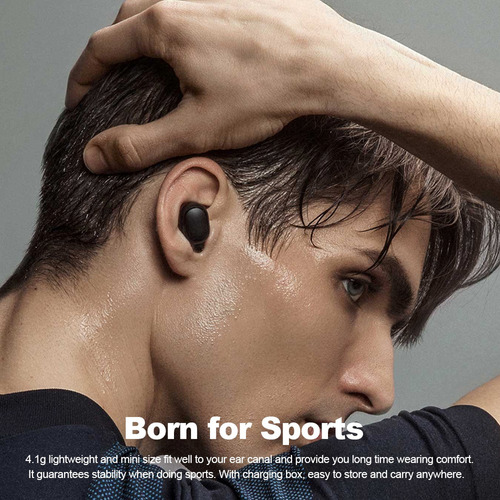 xiaomi redmi airdots básico bluetooth 5.0 tws auriculares ve
