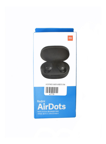 xiaomi redmi airdots mini dual v5.0 auriculares audifonos bluetooth envio gratis originales