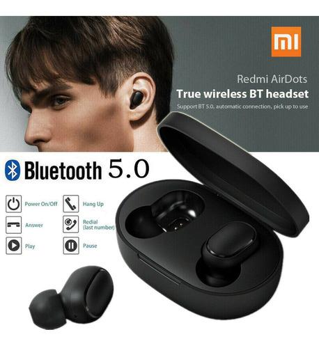 xiaomi redmi earbuds airdots - auriculares bluetooth - otec