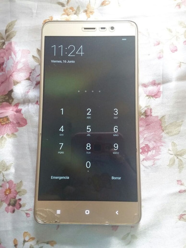 xiaomi redmi note 3 - s/. 550
