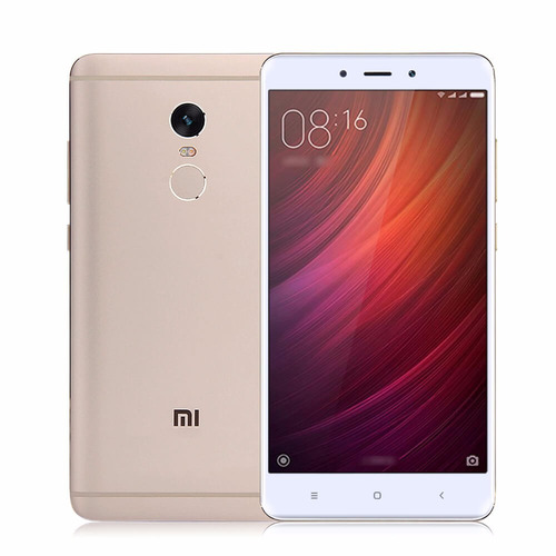 xiaomi redmi note 4 3/32gb + factura a o b gtia android 6