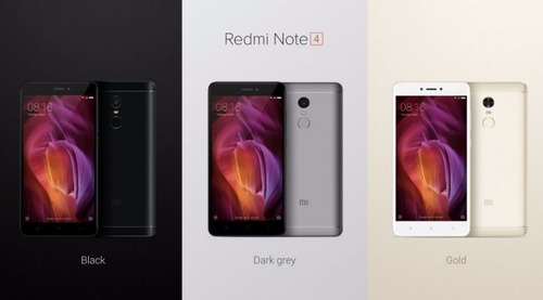 xiaomi redmi note 4 4gb/64gb global version 4g todos oferta!