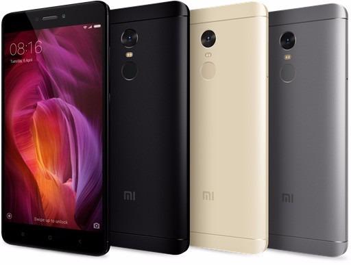 Xiaomi Redmi Note 4 Ganha Versão Com 4 Gb De Ram E 64 Gb: Xiaomi Redmi Note 4 64gb 4gb Ram Tela 5.5 Snapdragon 625