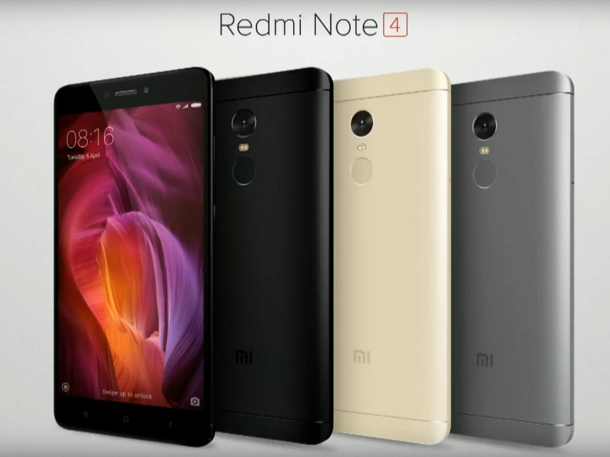 iphone se 32gb vs xiaomi redmi note 4