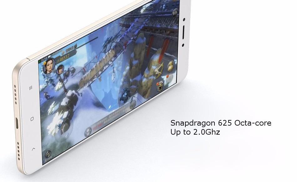 Xiaomi Redmi Note 4 Ganha Versão Com 4 Gb De Ram E 64 Gb: 32gb 3gb Ram Snap 625 + Capinha