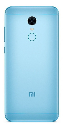 xiaomi redmi note 5 64gb ram 4gb libre de fabrica - azul