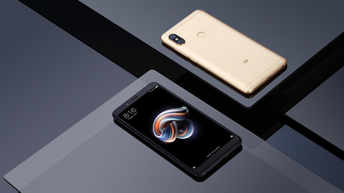 xiaomi redmi note 5, dual sim 32gb + facturado
