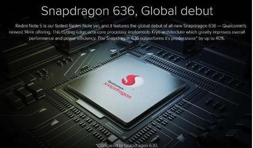 xiaomi redmi note 5 global 4glt 5.99''  3gb / 32gb