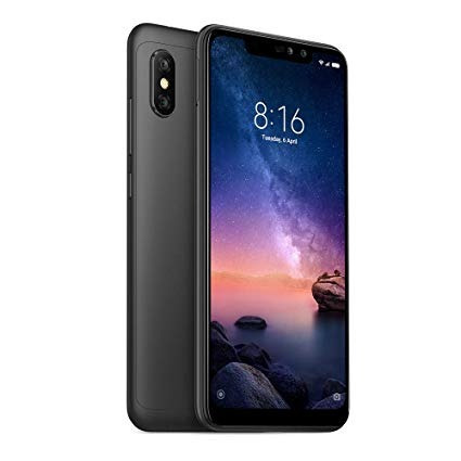 xiaomi redmi note 6 pro 64gb 4gb global (usado para review)