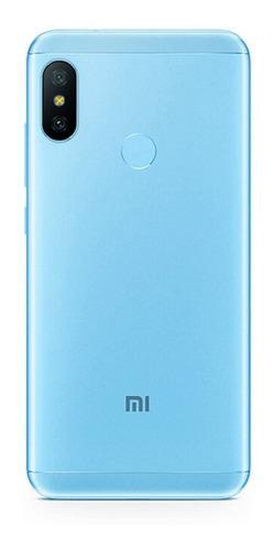 xiaomi redmi note 6 pro 64gb dual + frete + capa + película