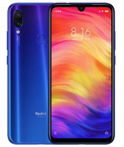 xiaomi redmi note 7 64gb / 4gb ram versión global us