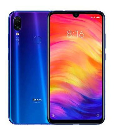 xiaomi redmi note 7, 64gb, inc. iva, homologado novicompu