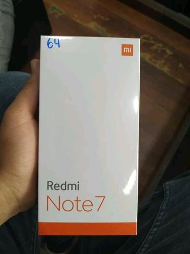 xiaomi redmi note 7 nuevos varios modelos