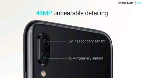 xiaomi redmi note 7 pro 6gb/128gb global rom