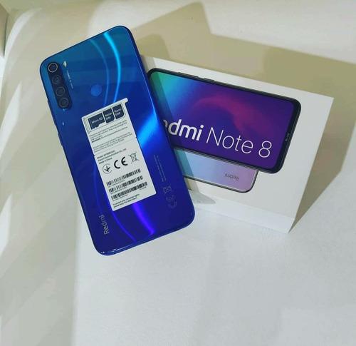xiaomi redmi note 8 64gb somos tienda 205 (+obsequio)