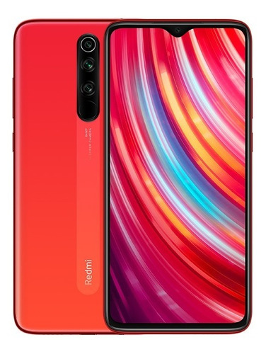 xiaomi redmi note 8 pro 128gb nuevo / 12 ctas - phone store