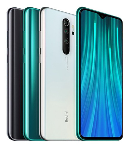 xiaomi redmi note 8 pro note8 128gb + funda gratis techmovil