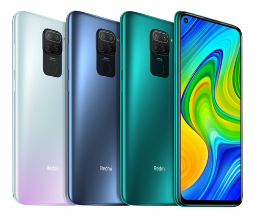 xiaomi redmi note 9 note9 128gb techmovil